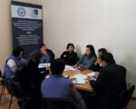 Встреча рабочей группы проекта