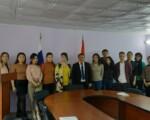Встреча со студентами КРСУ