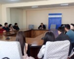 Рабочие встречи с партнёрами в г. Жалал-Абад